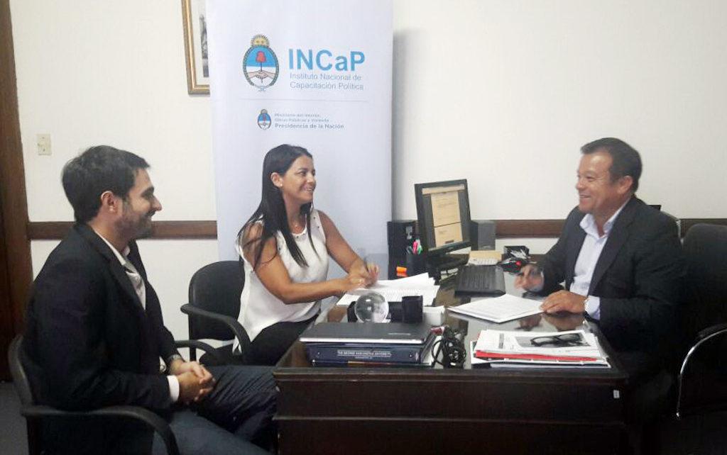 El concejo firm convenio con el ministerio del interior for Sello del ministerio del interior