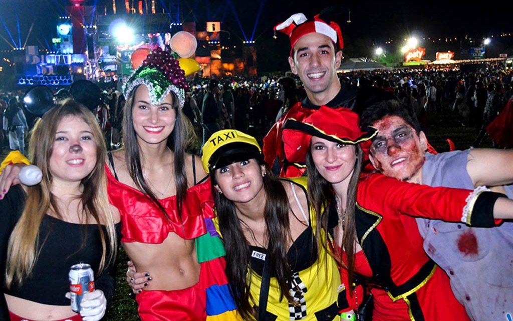 Empezaron a vender entradas para la Fiesta de Disfraces 8ec8b33d913